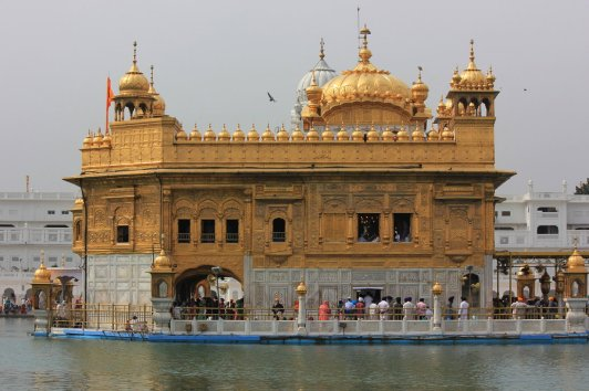 Golden temple main